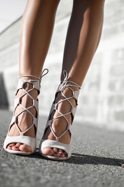 sandałki dla kobiet